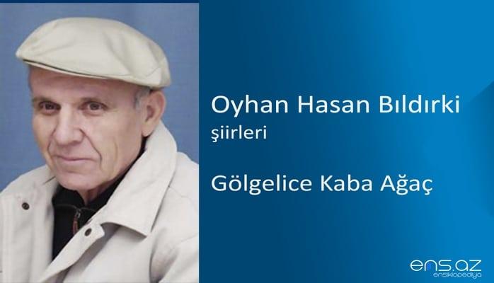 Oyhan Hasan Bıldırki - Gölgelice Kaba Ağaç