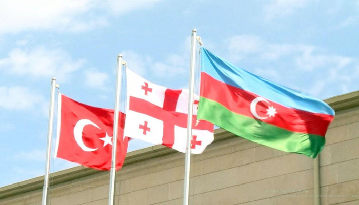 Турецкие и грузинские военнослужащие прибыли в Баку
