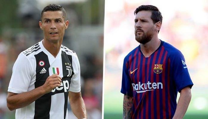 Messi ilk dəfə Ronaldoya səs verdi