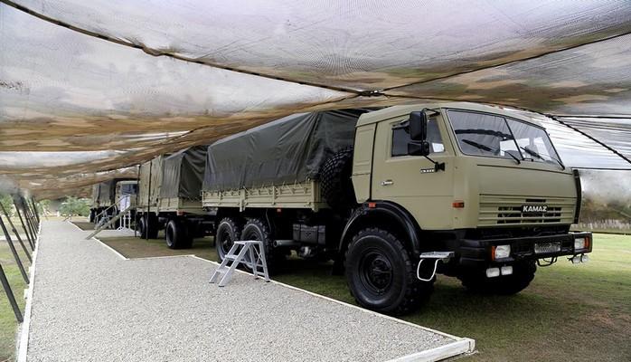 Azərbaycan ordusunda yeni komanda idarəetmə məntəqəsi istifadəyə verilib