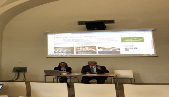 Азербайджан представлен на Годовом совещательном форуме культурных маршрутов Совета Европы
