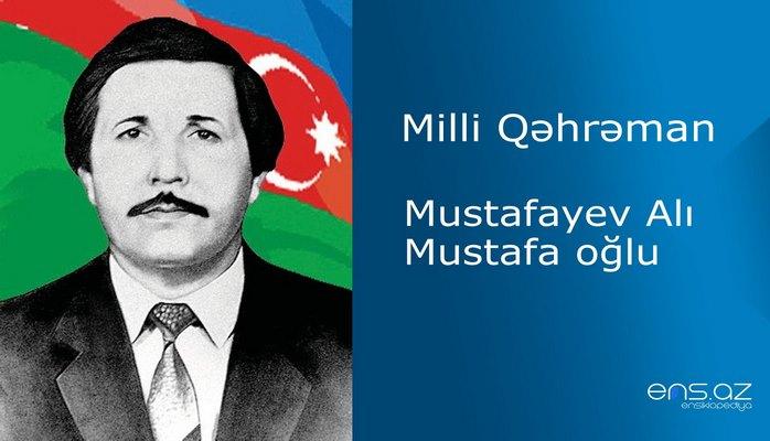 Alı Mustafayev Mustafa oğlu