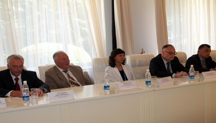 Советник Президента Кыргызстана принял участников в заседании Совета руководителей государственных информационных агентств СНГ