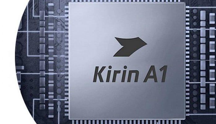 Huawei'den işlemci adına dünyada bir ilk: Kirin A1