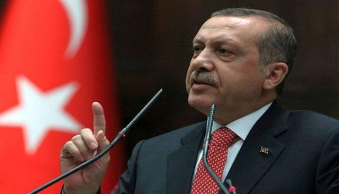 Нам не нужны чужие земли - Эрдоган