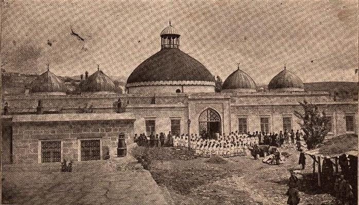Шемахинская Джума мечеть: сквозь года, войны и землетрясения