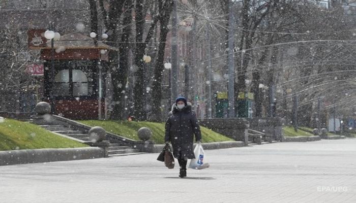 Bu gündən Ukraynada karantin şərtləri sərtləşdirilib