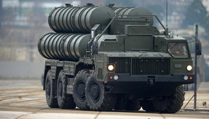 В Турции назвали дату ввода в действие ЗРК С-400