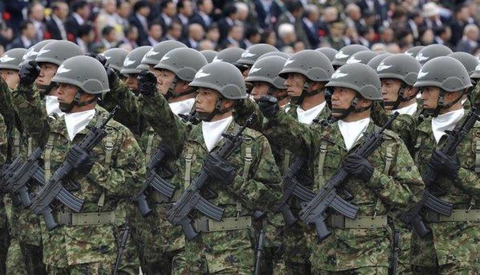 Yaponiyanın növbəti il hərbi büdcəsi 48 milyard dollar planlaşdırılır