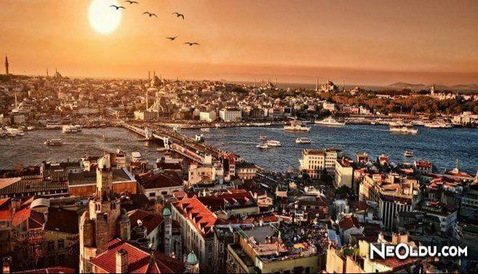 İstanbul'un Manzaralı Yerleri ve Mekanları