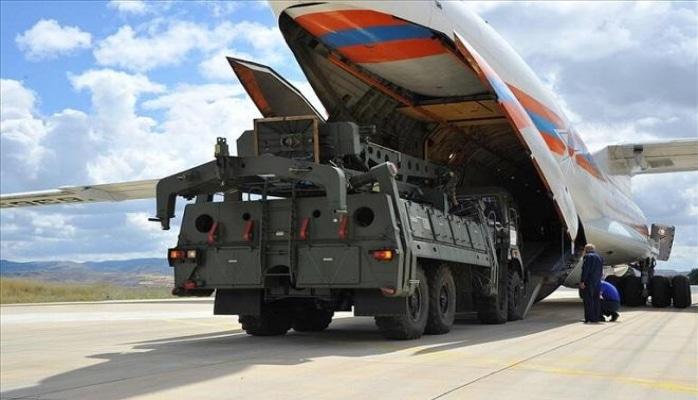 Турция тестирует радары С-400