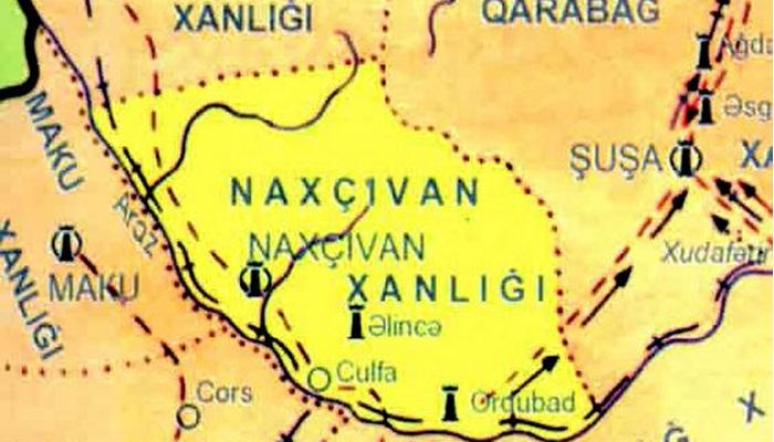 Нахчыван в период ханства (1747 – 1828)