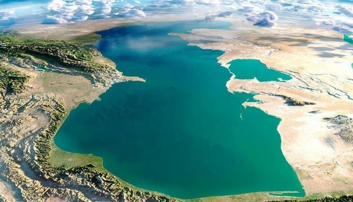 Qazaxıstan Azərbaycanla Türkmənistan arasında Xəzərin dibinin həmhüdud sahələrinin bölünməsindən sonra dəniz sərhədlərini müəyyən edəcək