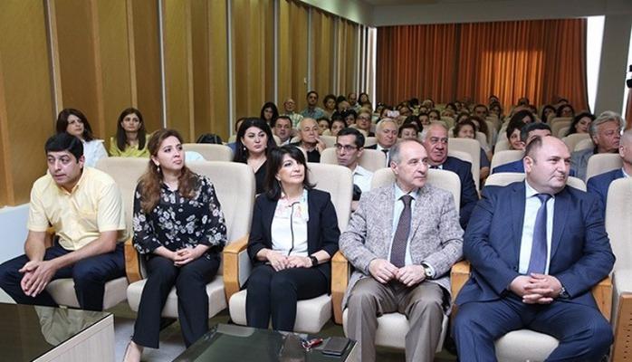 """Mərkəzi Elmi Kitabxanada """"Qafqaz Neoliti"""" sənədli filminin təqdimatı keçirilib"""