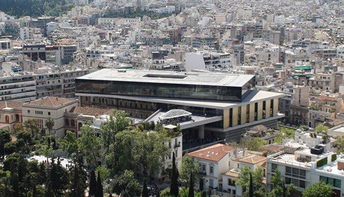 В Греции закрылись все музеи