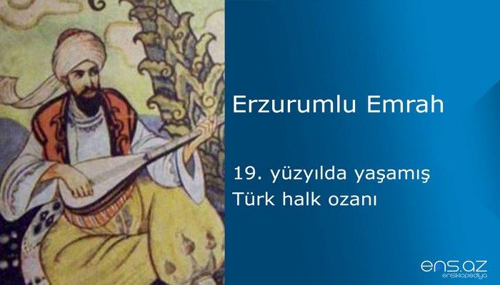 Erzurumlu Emrah