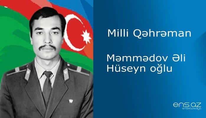 Əli Məmmədov Hüseyn oğlu