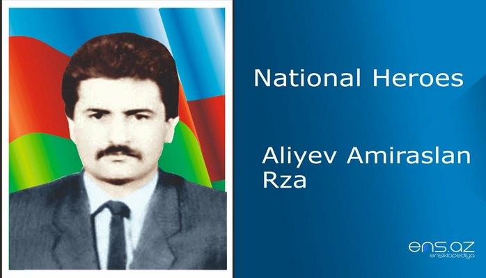 Aliyev Amiraslan Rza