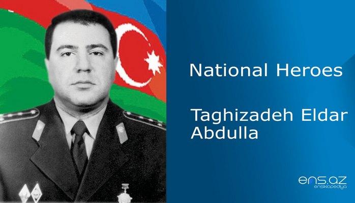 Taghizadeh Eldar Abdulla
