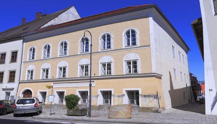 Из дома Гитлера сделают полицейский участок