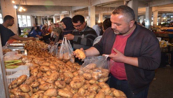 Ramazan Ayıyla Birlikte Patates ve Soğan Fiyatları Düştü