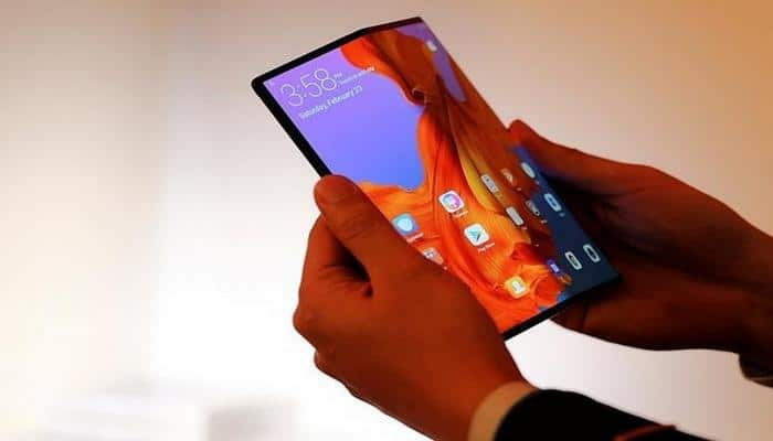 Складной смартфон LG Z-типа появился в патенте