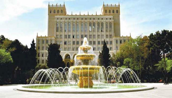 История создания Академии Наук Азербайджана