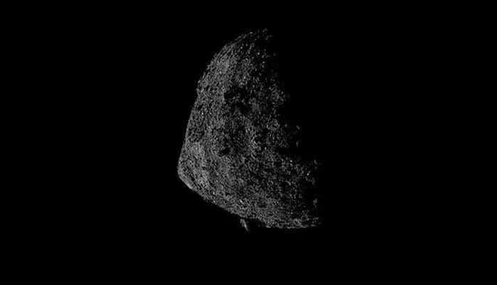 NASA, Bennu asteroidinin detaylı fotoğrafını çekti!