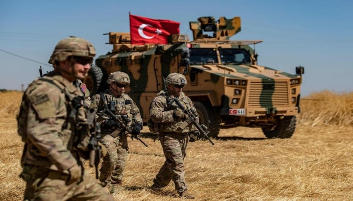 Türkiyə Müdafiə Nazirliyi: Suriyanın şimalında 24 terrorçu məhv edilib