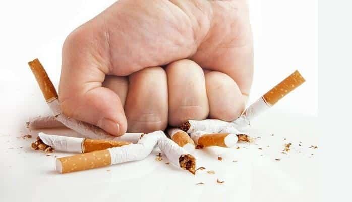 Как не растолстеть после отказа от курения