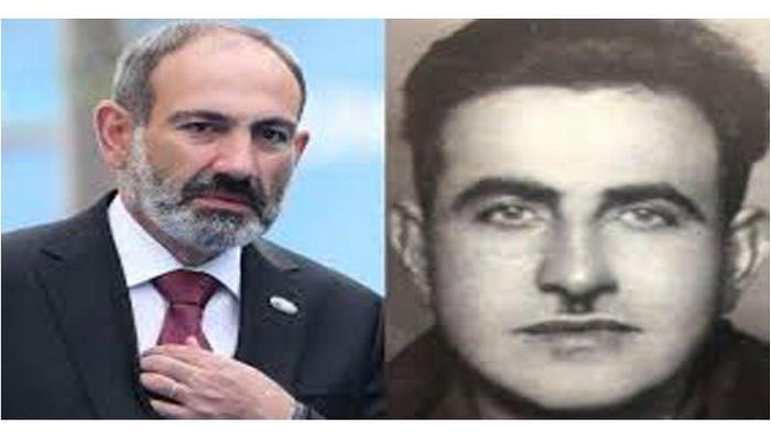 Пашинян признал, что его дед воевал за нацистов - скандал набирает обороты