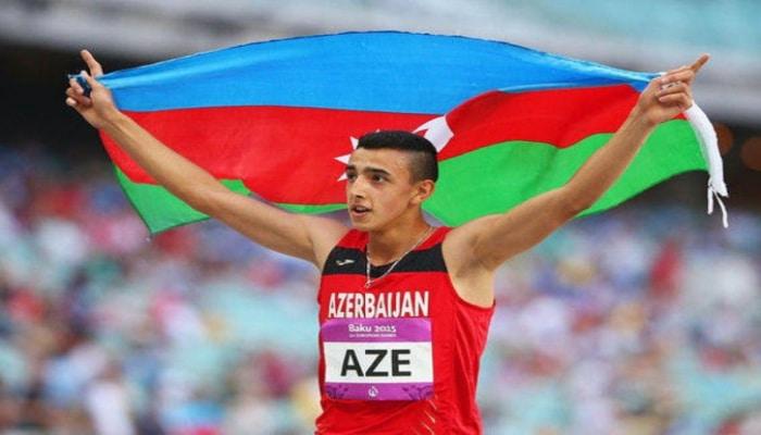Nazim Babayev Tokio Yay Olimpiya Oyunlarına lisenziya qazandı