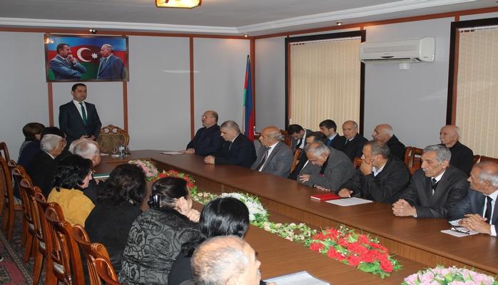 Azərbaycan Texnologiya Universitetində (UTECA) 12 noyabr Konstitusiya Günü münasibəti ilə dəyirmi masa təşkil olunub