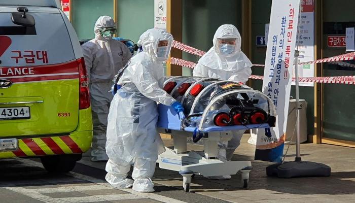 Число заразившихся коронавирусом в мире возросло за сутки почти на 83 тыс.