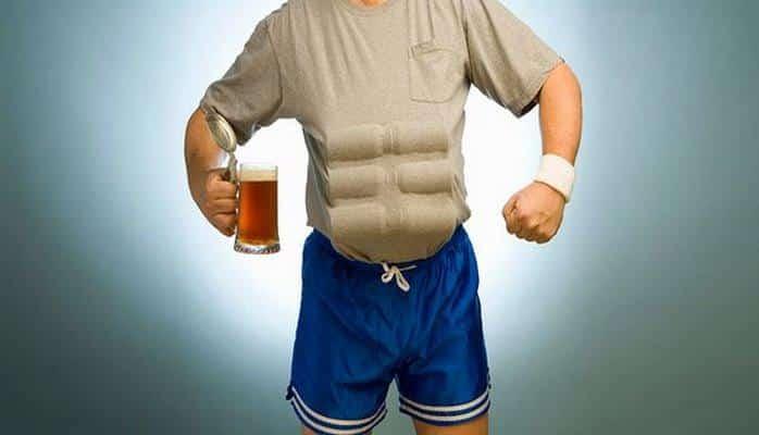 Alkoqol istifadəsinin piylənməyə gətirib çıxaran 4 səbəbi