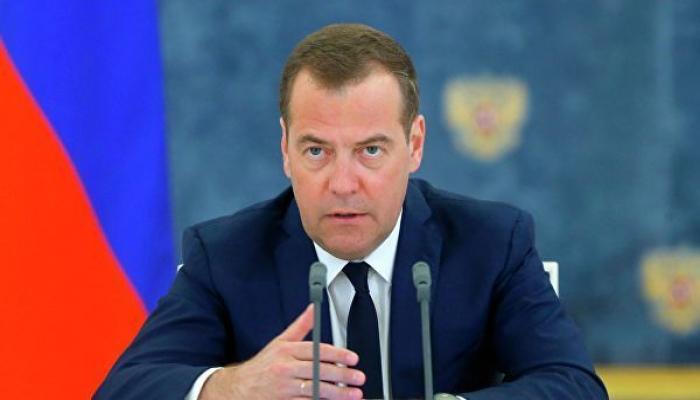 Medvedev: Rusiya Xəzərin statusu haqqında sənədi tezliklə ratifikasiya edəcək