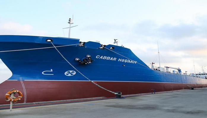 Введен в эксплуатацию еще один азербайджанский танкер после капремонта
