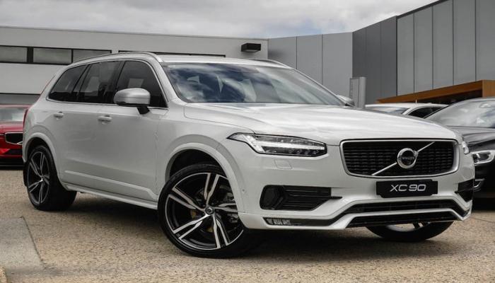 Volvo приступает к выпуску бронированных автомобилей