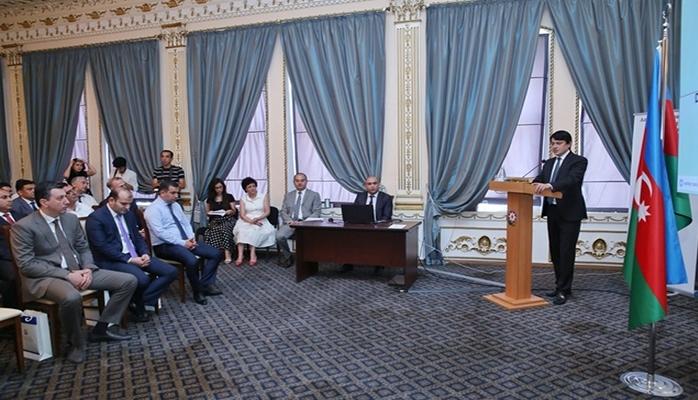 Diaspora Komitəsinin yeni loqosu və xəritəsi təqdim edilib