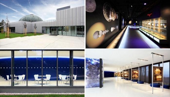 В Брно открывается крупнейший в Европе 3D планетарий