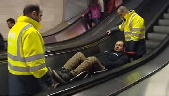 Metroda yenilik- Fiziki qüsurlu sərnişinlərə şad xəbər