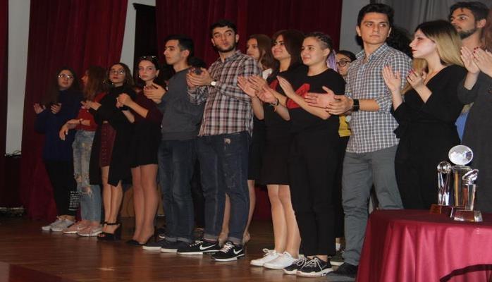 В Баку появился женский батальон