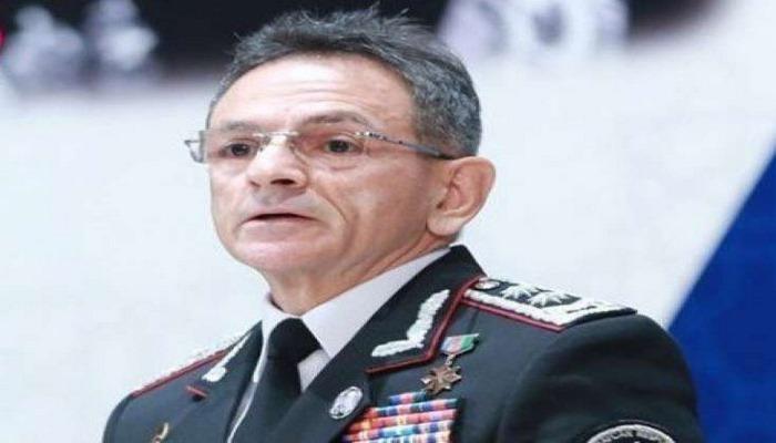 DTX rəisi Yaşar İsakovu medalla təltif etdi