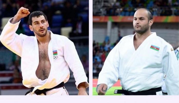 Cüdoçularımız Avropa kubokunda 6 medal qazanıblar
