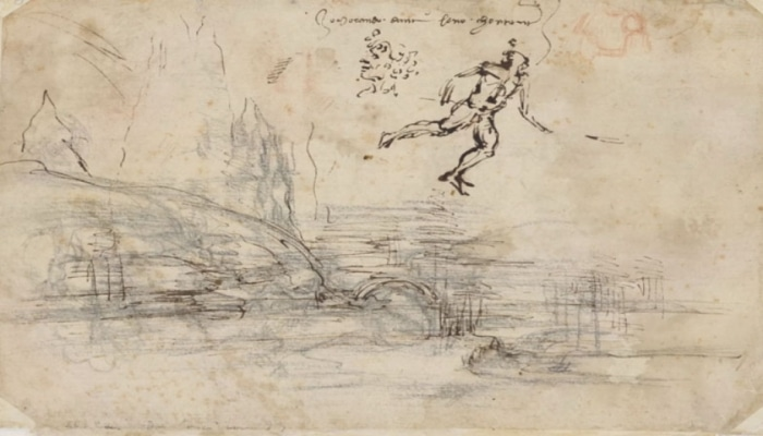 Графологический анализ открыл тайну Леонардо да Винчи
