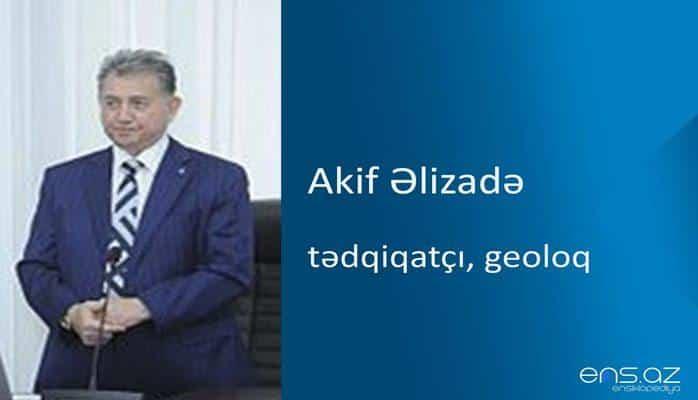 Akif Əlizadə
