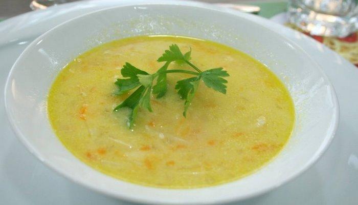 Toyuq suyu şorbası - İftar menyusuna resept