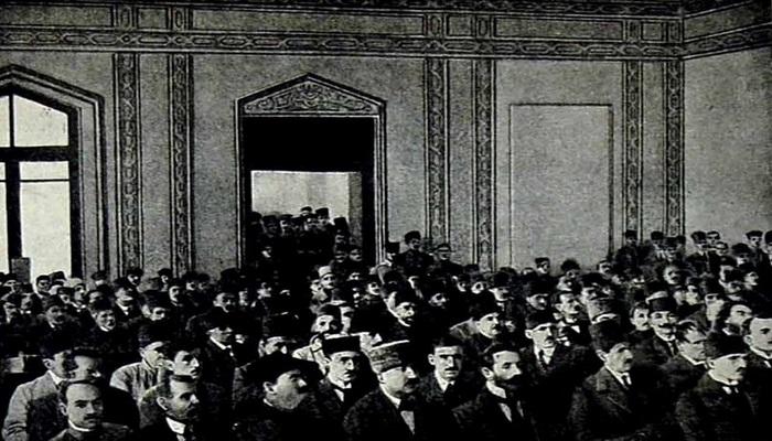 Рождение первого на мусульманском Востоке парламента в Баку