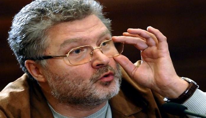 Известный российский писатель Юрий Поляков посетил Азербайджанский университет языков