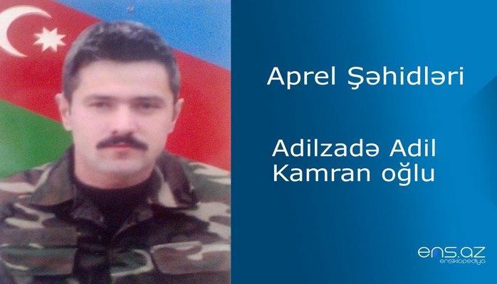 Adilzadə Adil Kamran oğlu